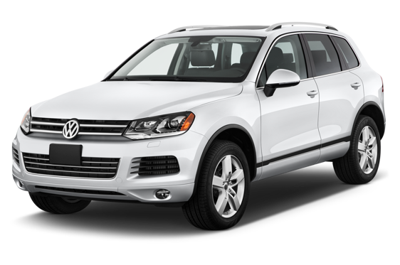 Slide 1 of 14: 2012 Volkswagen Touareg