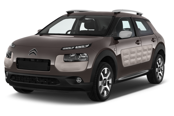Slide 1 of 14: 2015 Citroën C4 Cactus