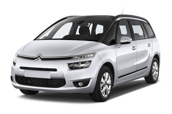 Slide 1 of 14: 2014 Citroën Grand C4 Picasso