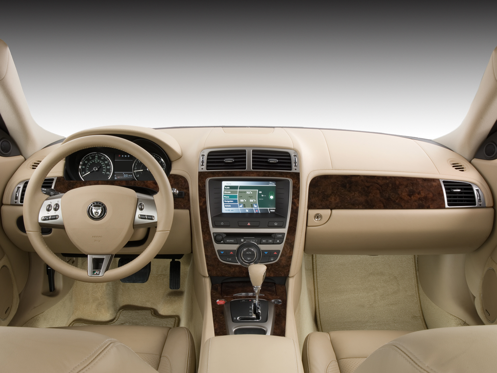 Slide 1 of 11: 2008 Jaguar XK