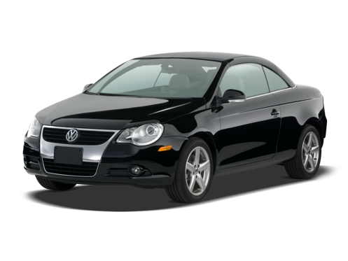Slide 1 of 14: 2010 Volkswagen Eos