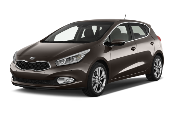 Slide 1 of 25: 2012 KIA cee'd