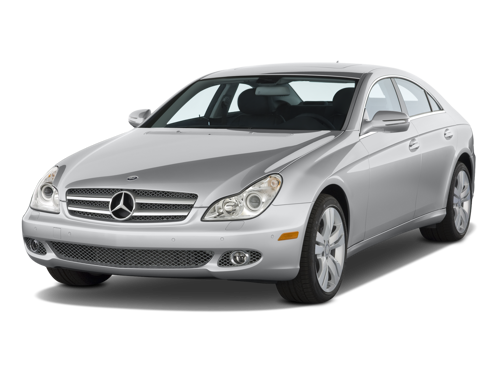 Slide 1 of 14: 2009 Mercedes-Benz CLS-class