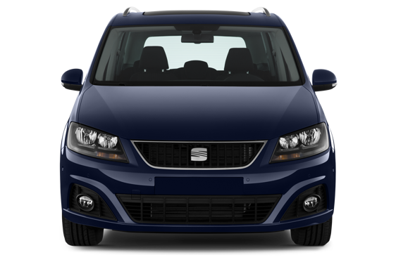 Slide 1 of 24: 2011 SEAT Alhambra