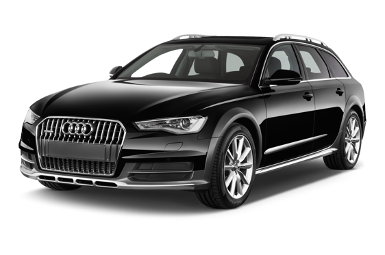 Slide 1 of 14: 2015 Audi A6 allroad