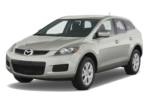 Slide 1 of 14: 2009 Mazda CX-7