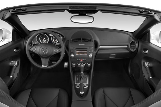 Slide 1 of 11: 2010 Mercedes-Benz SLK-Class
