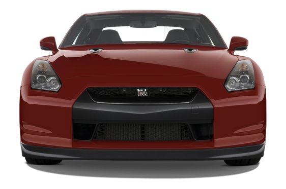 Slide 1 of 25: 2010 Nissan GT-R