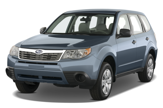 Slide 1 of 14: 2010 Subaru Forester