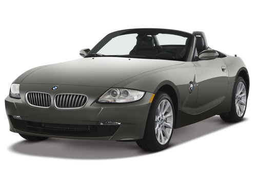 Slide 1 of 14: 2008 BMW Z4