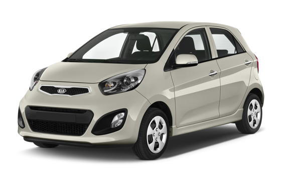Slide 1 of 14: 2012 KIA Picanto