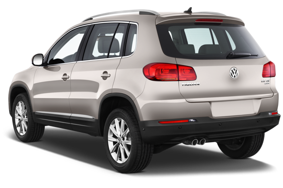 Slide 2 of 14: 2014 Volkswagen Tiguan