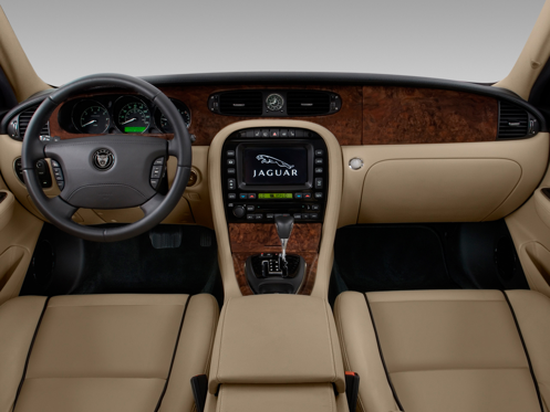 Slide 1 of 11: 2009 Jaguar XJ
