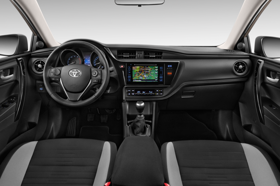 Slide 1 of 11: 2015 Toyota Auris