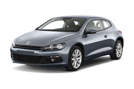 Slide 1 of 14: 2014 Volkswagen Scirocco