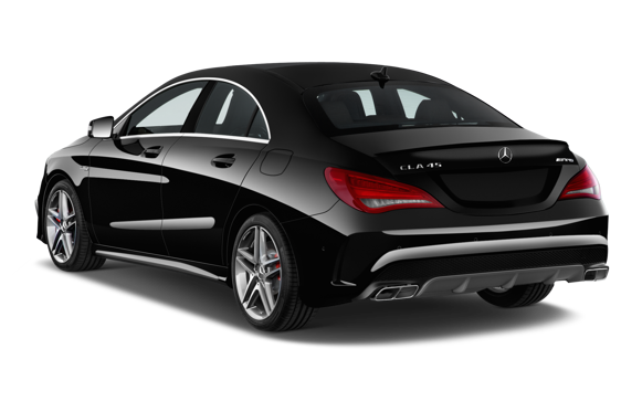 Slide 2 of 14: 2014 Mercedes-Benz CLA-Class
