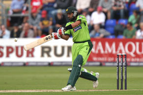 Afridi hits longest six ever in ODIs