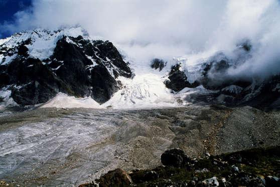 Kangla Pass (5100 meters) between Miyar and Zanskar Valleys, Lunana, Himalayas, Bhutan