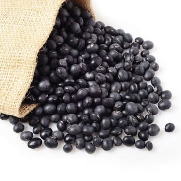 """Black beans are a member of the pulse family, a food group that's been shown to help burn calories, reduce belly fat, and curb appetite. Just one cup of black beans packs 15 grams of protein without the saturated fat you often find in other high-protein sources, such as red meat.<br><br>""""Black beans work great in both savory and sweet dishes,"""" says Sass. """"You've probably had black bean soup, but you can also make black bean brownies or whip them into puddings and smoothies.""""<br><br><b>RELATED: <a href=""""http://www.health.com/health/gallery/0,,20932754,00.html"""">10 Protein-Packed Pulse Recipes That Satisfy</a></b>"""