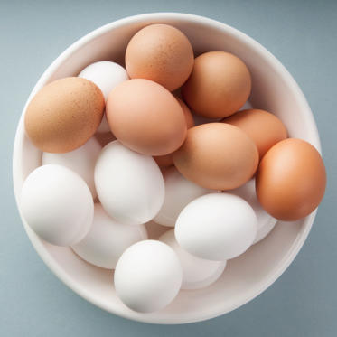You may not think of them as a weight-loss food, but eggs are packed with protein, which helps curb your appetite. One study found that overweight women who ate eggs for breakfast were able to lose twice as much weight as women who started their days with bagels. And egg whites in particular are a good source of branched-chain amino acids, which help keep your metabolism running smoothly.