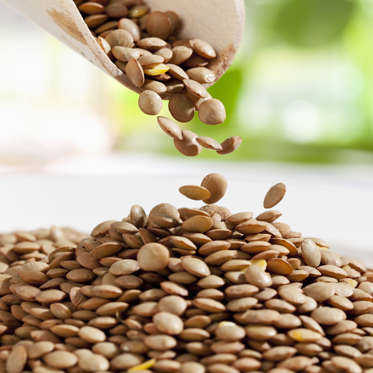 There's a reason (well actually, many reasons) why lentils are considered one of the world's healthiest foods. With 13 grams of protein and 11 grams of fiber per serving, this legume--another member of the pulse family--will keep you feeling full for hours in between meals. They're a great source of fat-burning resistant starch, too, with 3.4 grams in a half-cup serving.<br><br>Lentils also boast twice as much iron as other legumes and are especially good sources of vitamin B and folate. One variety, called Beluga black lentils, even contain a pigment that acts like an antioxidant, helping to fight heart disease, cancer, and signs of aging.