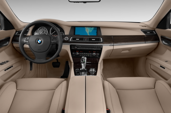 Slide 1 of 11: 2012 BMW 7 Series