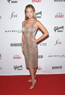 Event host, model Gigi Hadid attends the 2nd annual Fashion Media Awards at the Park Hyatt on September 5, 2014 in New York City.