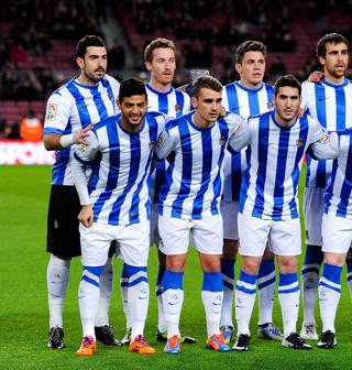 Real Sociedad Calendrier.Real Sociedad Actualites Resultats Calendrier