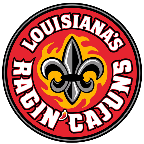 Louisiana Ragin' Cajuns Logo