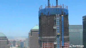 Timelapse video shows nine years of 9/11 reconstruction