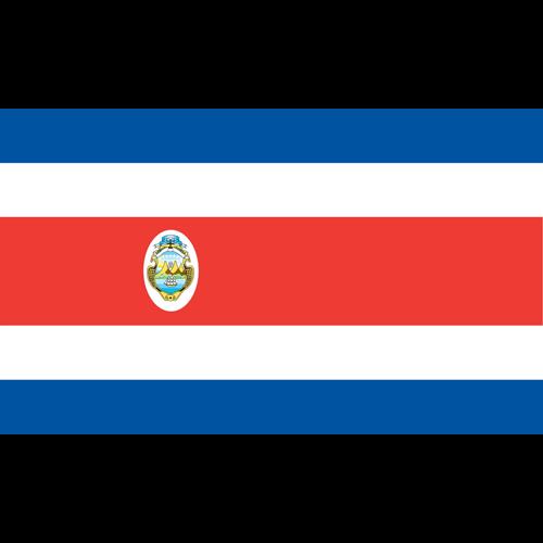 Costa Rica Logotipo