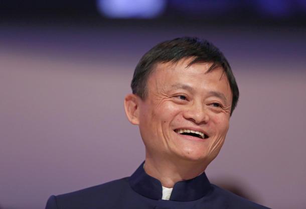 Slide 2 of 20: Jack Ma