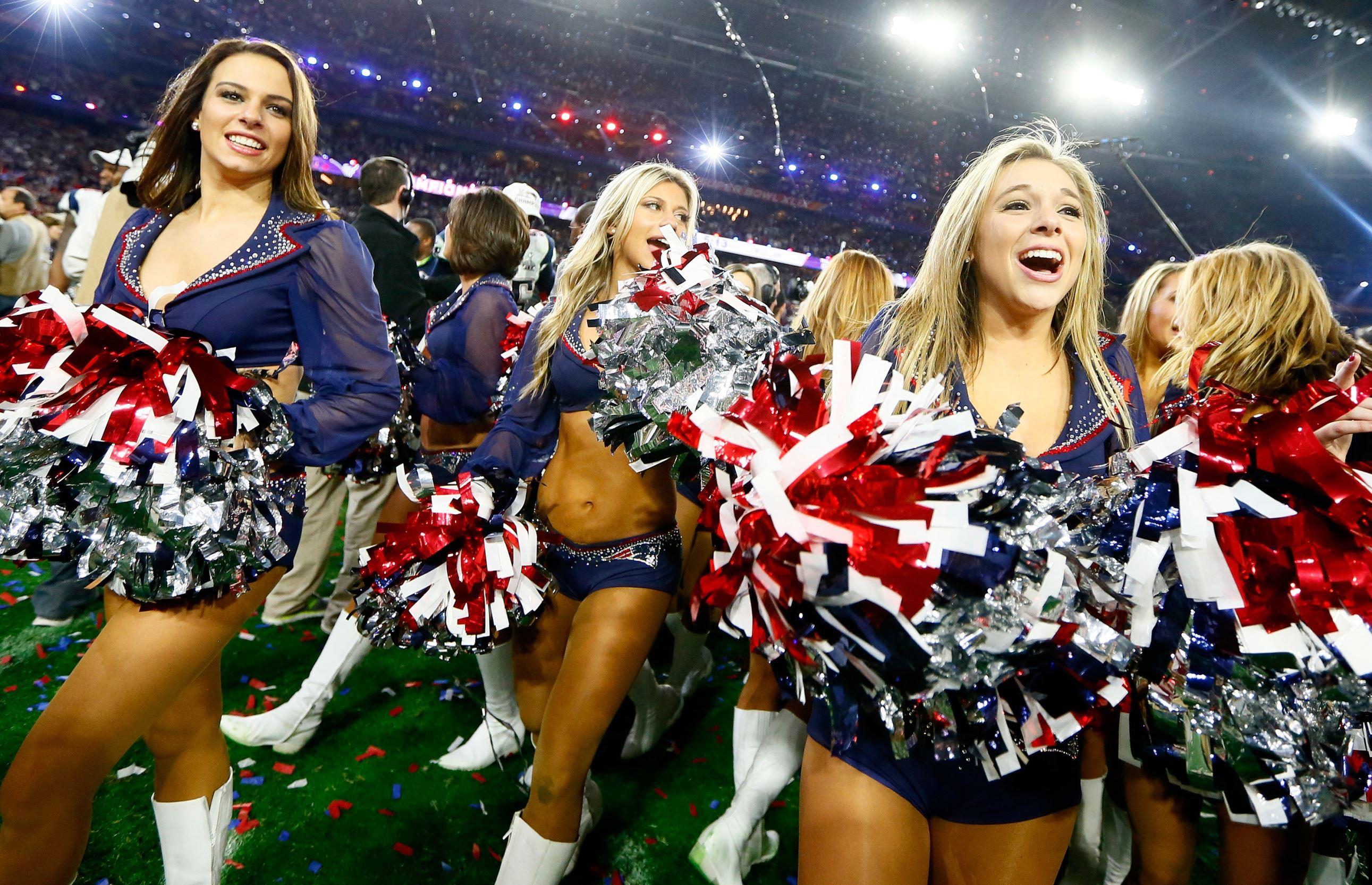 Incontri cheerleaders NFL