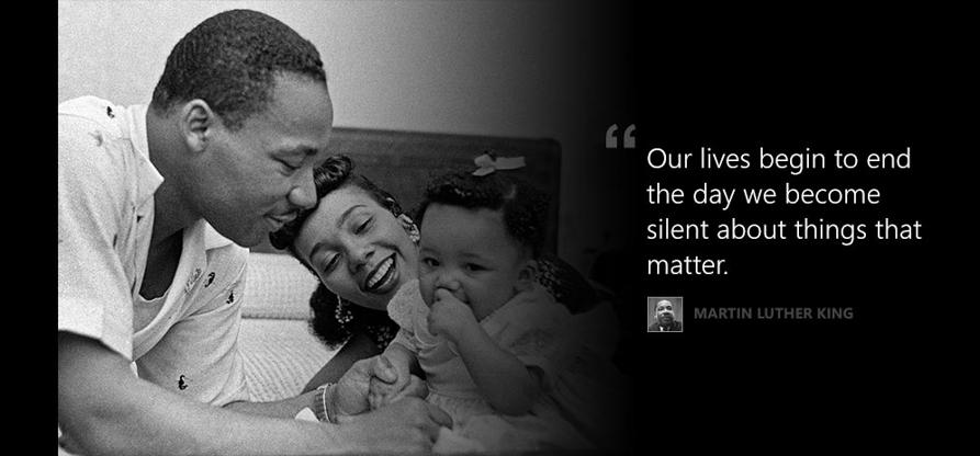 Inspiring Quotes From Martin Luther King Jr