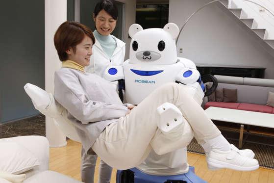Nursing care robot- الممرض الآلي
