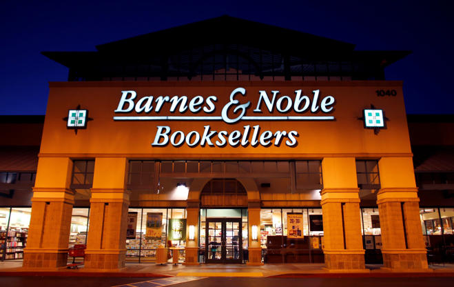 "Slide 5 of 12: Barnes & Noble (NYSE:BKS) is still the largest brick-and-mortar bookseller in the United States. However, direct competition from Amazon wiped out 65% of its market cap over the past three years. Barnes & Noble closed stores, expanded its digital business with its Nook reader, and spun off its education unit as Barnes & Noble Education (NYSE:BNED) in 2015. These moves helped it tread water, but they didn't counter its long-term threats. As a result, Barnes & Noble's revenue tumbled for 15 straight quarters, and its bottom line remains in the red. Its comps dropped 4.1% last quarter, with a 4% decline in retail sales and a 22% drop in NOOK sales. Analysts expect its sales to slip 2% this year. In early July, the company announced that it had fired CEO Demos Parneros for ""violations of the company's policies"" without disclosing any additional details. That news, along with Amazon's plans to render the retailer obsolete, casts a dark cloud over its future."