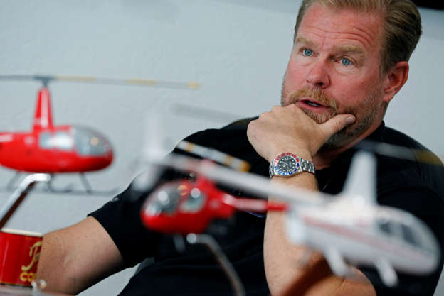 Taxpayers stuck with the tab as helicopter flight schools exploit GI