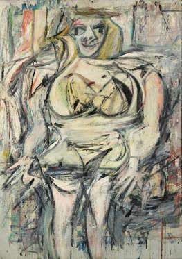 Woman III by Willem de Kooning - £106m