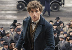 First look at Young Newt at Hogwarts in Fantastic Beasts sequel