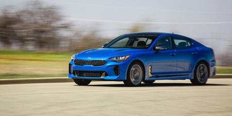 Meet our new long-term Kia Stinger GT, which we'll put through a 40,000-mile ringer to find out how it holds up. Read the review and see photos at Car and Driver.