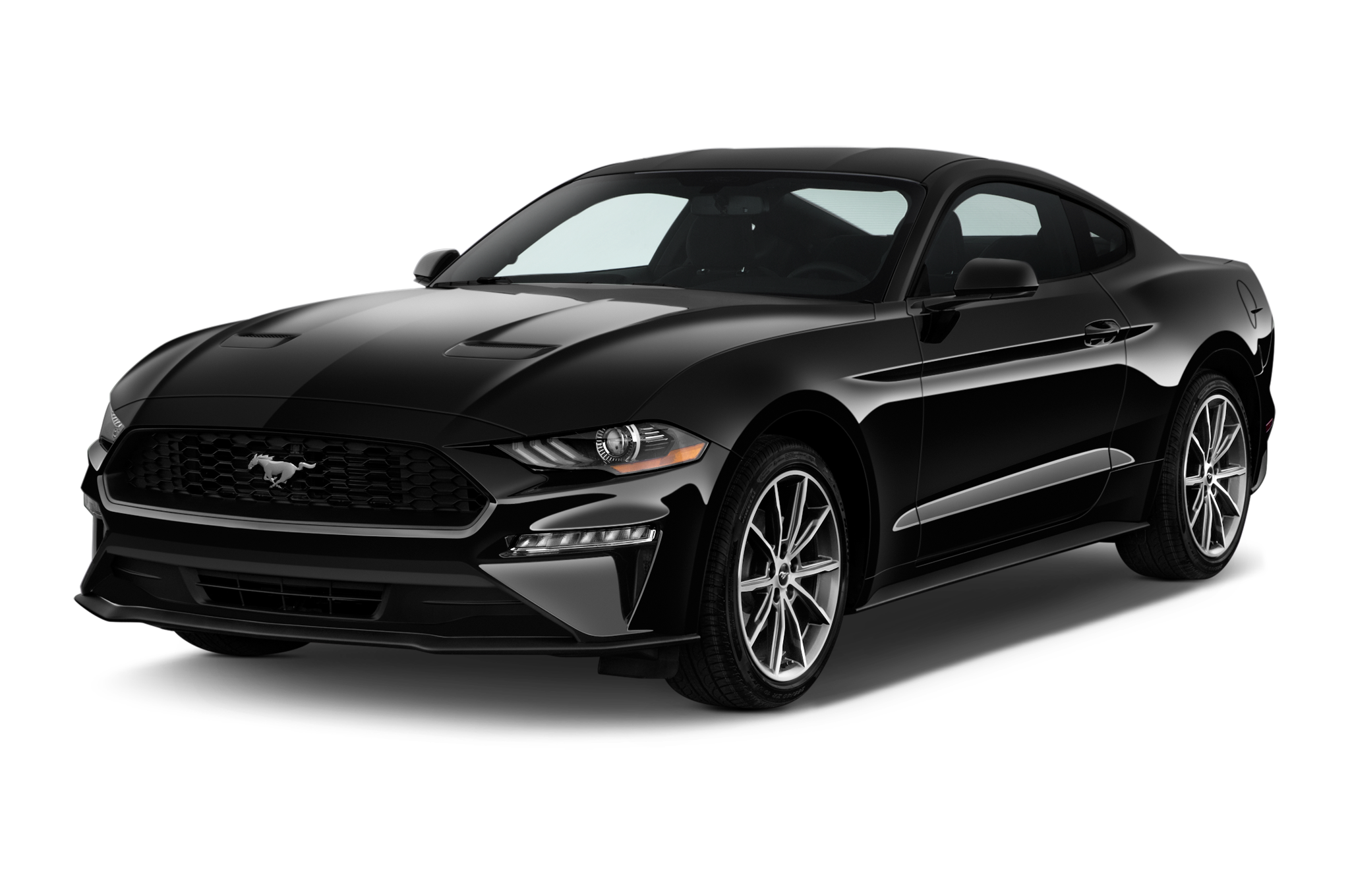2019 ford mustang ecoboost coupe specs and features msn. Black Bedroom Furniture Sets. Home Design Ideas