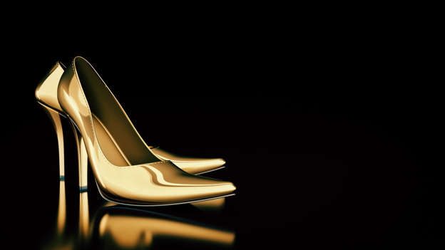 7d73fef65d7 The world s most expensive shoes are now on display in Dubai