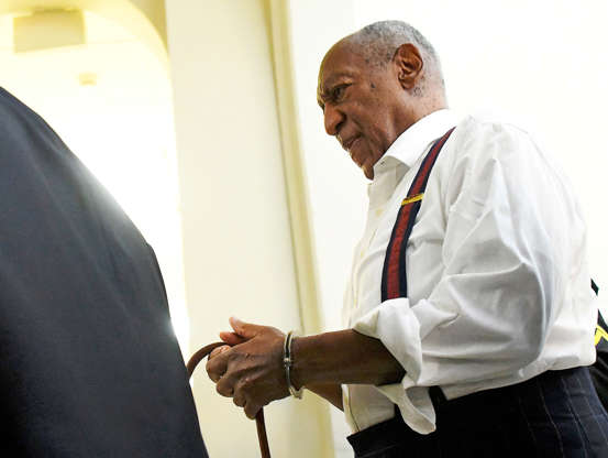 Supreme Court refuses to hear appeal from Cosby accuser