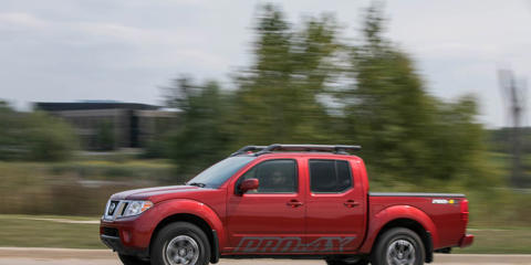 The Nissan Frontier has mediocre crash-test ratings and is completely devoid of active-safety features that are common on most new vehicles.
