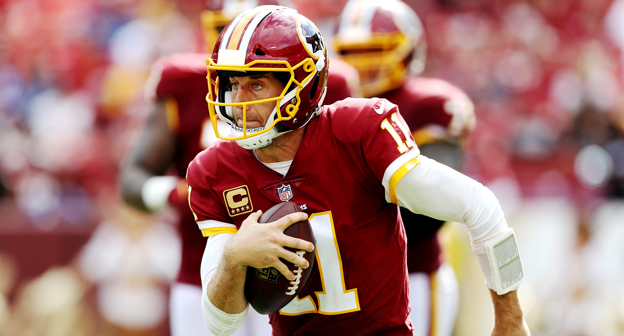 wholesale dealer e805f 3e30a Alex Smith #11 News, Stats, Photos - Washington Redskins ...