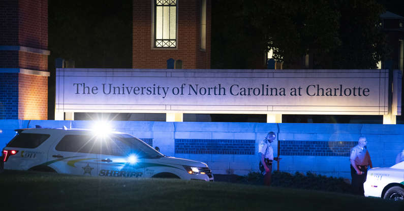 Active shooter Reported At University of North Carolina Charlotte Campus AAAKF2k