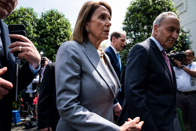 Pelosi Slams Trump's 'Growing Pattern Of Obstruction' As 'Unconstitutional' AAALS1x