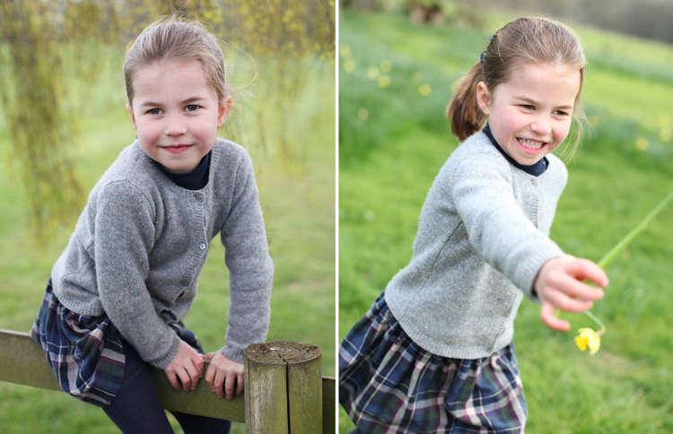 Znalezione obrazy dla zapytania: princess charlotte birthday 2019