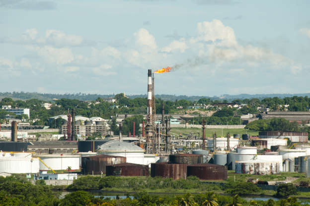 Exxon Mobil sues Cuba's oil companies for their use of properties