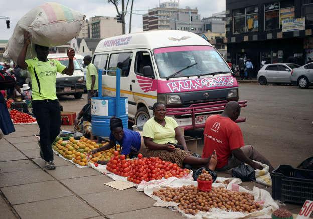 Zimbabweans eating less as economy deteriorates